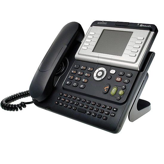 4038 t l phone ip touch port ethernet 1 giga 40 touches programmables les mei - Prix des telephones fixes ...